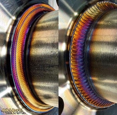 Things you NEED to know about Tig Welding: How to create beautiful looking weld beads