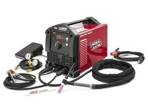 Lincoln Square Wave TIG 200