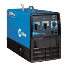 best engine driven welder generator miller