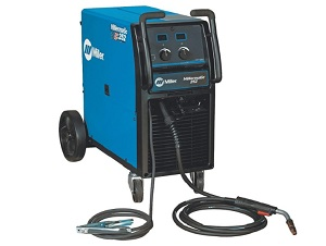 Millermatic 252 mig welding machine